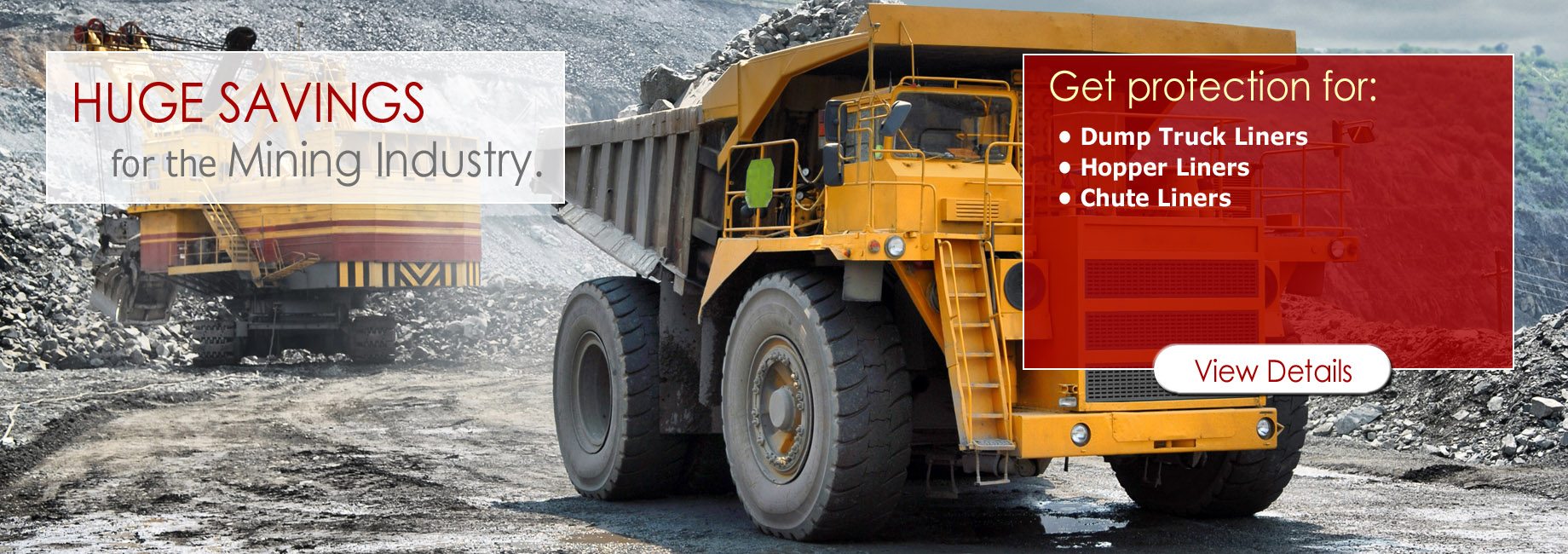 Cost Savings for the Mining Industry - View Details